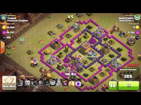 Hog Riders  - Todor VS want2g0lf