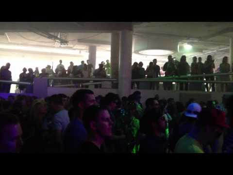 Jimmy Edgar - Pt. 1 Underground Stage, Movement Electronic Music Festival (2012)