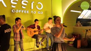 Passio Acoustic - Liveshow 2 - BADASS BAND