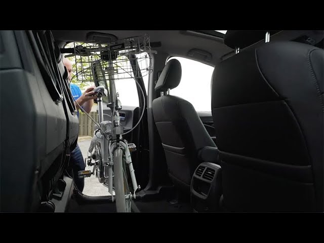 2018 Honda Ridgeline Tips & Tricks: How to Use the Lift-Up Rear Seat Storage