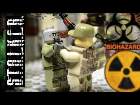 видео: Сталкер Лего фильм 13 серия от Legocrazymotion