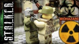 Сталкер Лего фильм 13 серия от Legocrazymotion