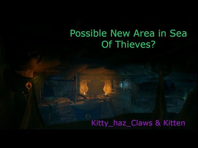 Possible New Secret Area in Sea Of Thieves?