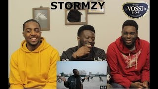 STORMZY - VOSSI BOP [REACTION]
