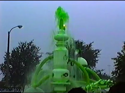 slime in the machine