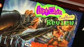 Alien vs Predator (Super Nintendo) - Leftover Culture Review