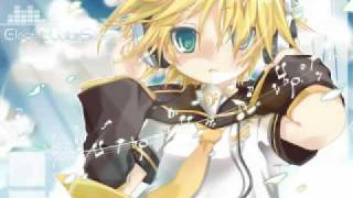 Vocaloid - Len Kagamine - Fortune Diver [Full Version] + Mp3 Download.