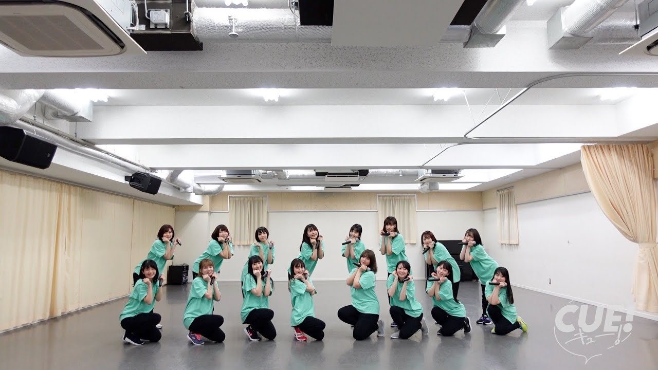 AiRBLUE「CUTE♡CUTE♡CUTE♡」(4/21発売 CUE! 01 Album「Talk about everything」より)Dance Practice