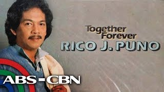 Rated K: Rico J.  Puno's humble beginnings