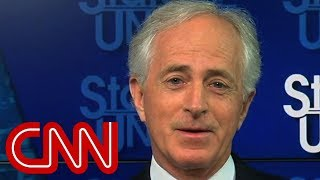 Corker: North Korea pulled good PR move