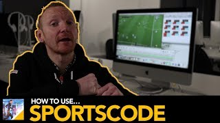 Sportscode Tutorial - Learn the basics!.. Football Analysis