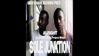Sole Junktion - Alright (Incl. Ultra Soul Project Mixes)