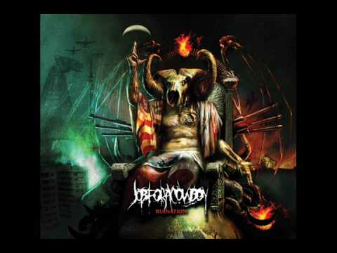 Job For A Cowboy - Psychological Immorality