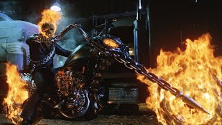 Ghost Rider - Manowar Return Of The Warlord (music video)