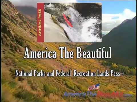 America The Beautiful National Parks Pass - See America - USA Travel Guide