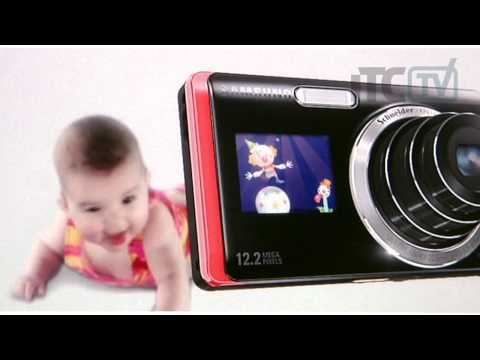 Обзор Samsung ST-550