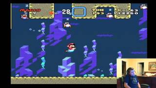 Super Mario World Part 2 WITH NO COMMENTARY CAUSE IM STUPID