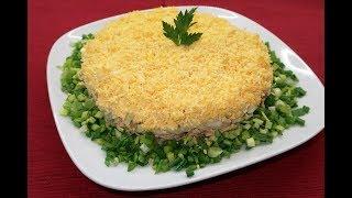 Салат Мимоза Классический. Очень Сочный и Вкусный салат