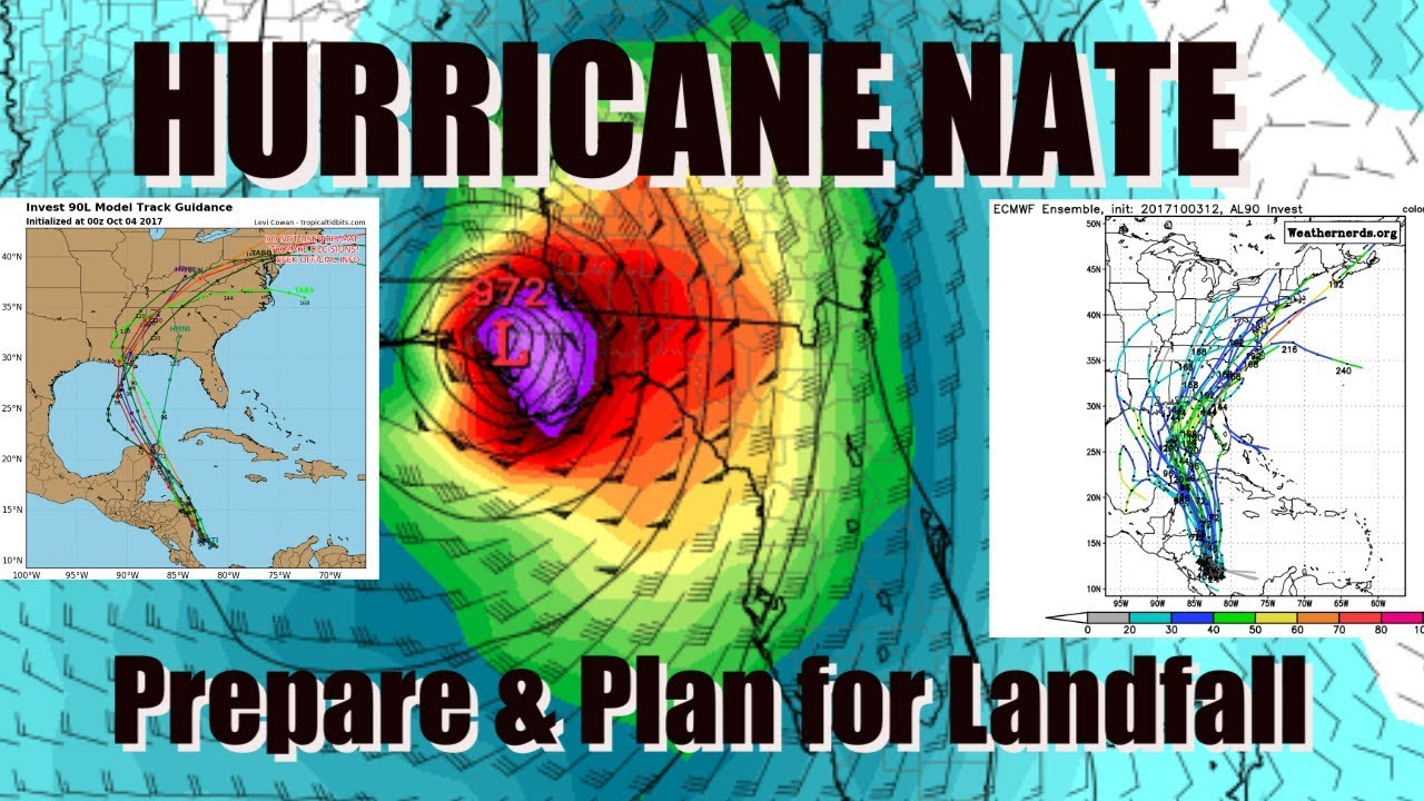 Image result for pictures of hurricane nate