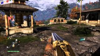 Far Cry 4 | Unlock All Weapons - MOD