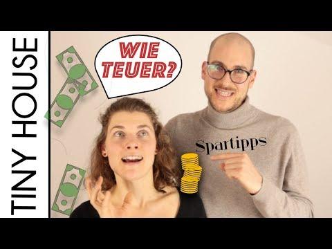 TINY HOUSE Deutschland I Wie teuer ist ein Tiny House? I Spartipps