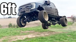 HARDCORE JUMPING the AnyLevel F350