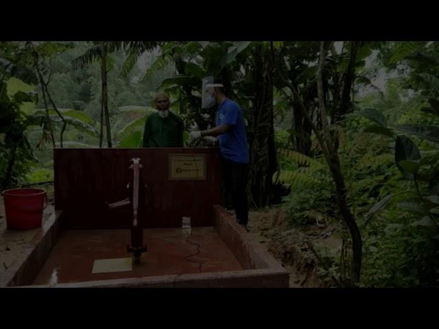 Water Pump - In memory of Maya
