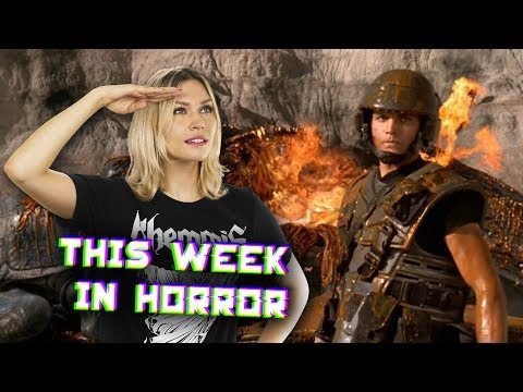 This Week in Horror - June 12, 2017 - Starship Troopers, Godzilla vs. King Kong, Jeepers Creepers 3