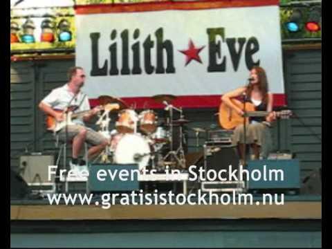 Maria Grönlund - Live @ Lilith Eve´s gala in Kungsträdgården 2(2)
