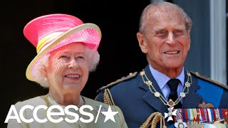 Prince Harry, Meghan Markle & More Royals Wish Prince Philip A Happy Birthday | Access