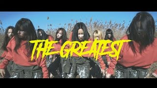 Lia Kim Choreography / The Greatest - Sia ft. Kendrick Lamar