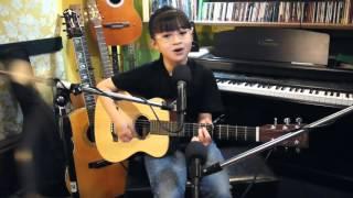 ひまわりの約束 - Himawari No Yakusoku [Doraemon] Guitar Cover by 10 Years Old ,Gail Sophicha น้องเกล