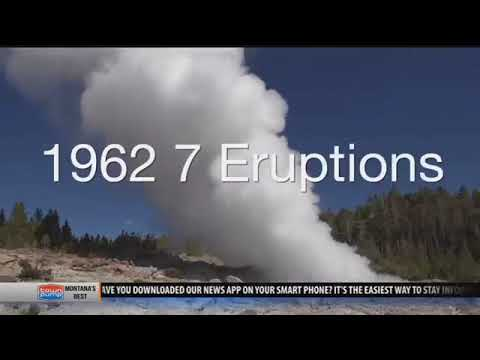 What do recent eruptions at Steamboat Geyser in Yellowstone National Park mean
