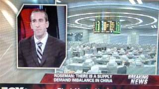 CEO of ARC China Inc. Adam Roseman on FOX Business News