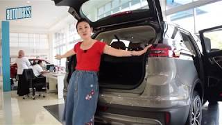 Proton X70 - What's so good about it? Interior Review