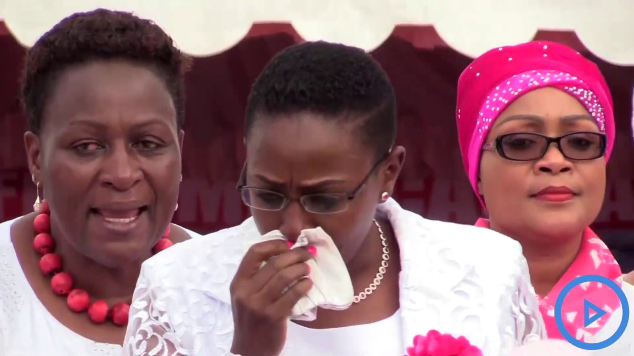MUST WATCH: Sabina Chege forced to tears as irate crowd geers her ...
