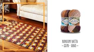 Batik renklerle etkili kilim yapılışı - An effective carpet with Batik colours(, 2017-02-07T10:00:03.000Z)