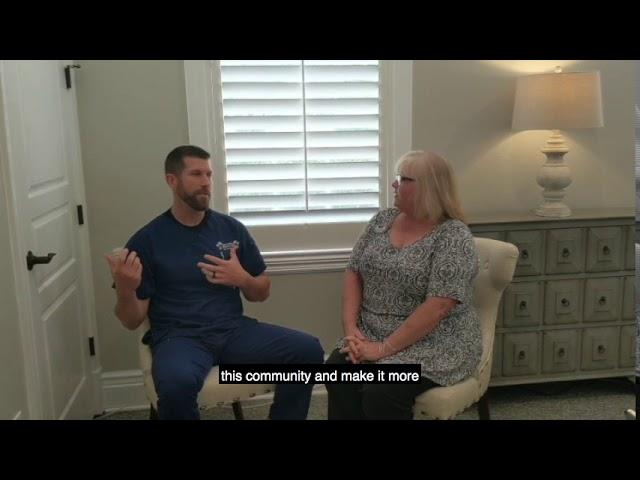Cynthia Eskridge at Manatee Wellness & Chiropractic Centers