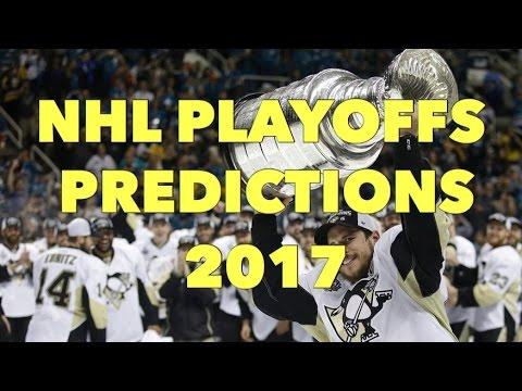 NHL Playoffs 2017 Predictions!