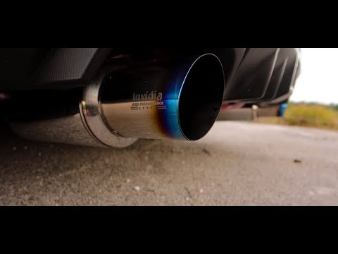 Invidia N1 Dual Exhaust | 2018 WRX