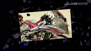 Download Video Ninja rr 150 modifikasi Thailook MP3 3GP MP4