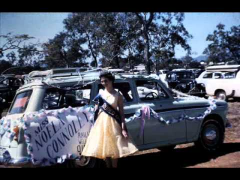 1950s Kodachrome images of Australia with original music by Terry Bourke
