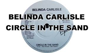 DJ RAFAEL - CIRCLE IN THE SAND (Belinda Carlisle)