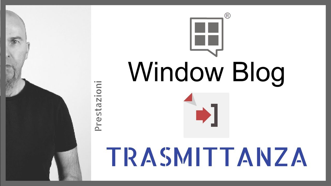 Trasmittanza termica infissi cos 39 e come valutarla for Trasmittanza infissi