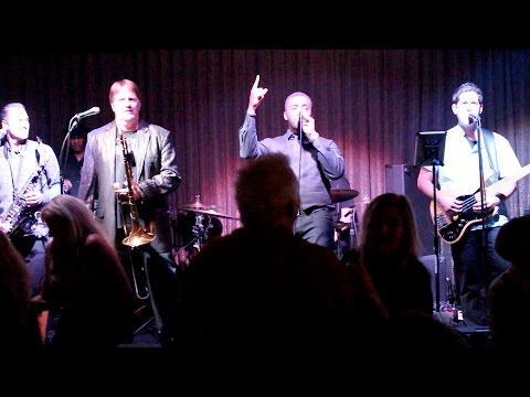 The Detroit Underground LIVE - Uptown Funk