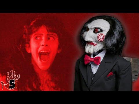 Top 5 Scariest Horror Movie Endings