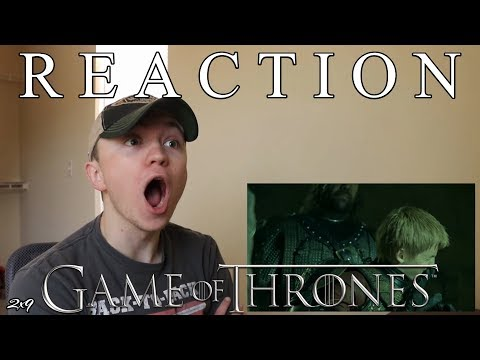 Game of Thrones S2E9 'Blackwater' REACTION