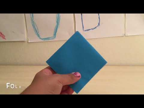 How To Make Origami Gems