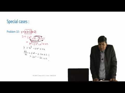 derivative lecture 2 ( CA maths )