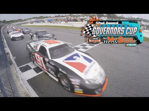 Governor's Cup Super Late 200 | New Smyrna Speedway, Governor's Cup 2017